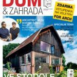 časopis Dům, byt a zahrada