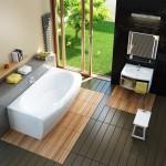 Tajemství efektivně zařízené koupelny