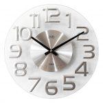 Chcete si pořídit kvalitní nástěnné hodiny? Vsaďte na značku JVD, nebudete litovat