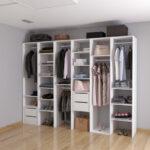 Trápí vás doma nedostatek místa? Vestavěné skříně a vestavěná šatna vám pomohou!