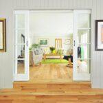 Dřevěné plovoucí podlahy jsou ideálním řešením do interiérů rodinných domů