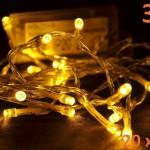 Vánoční osvětlení okrášlí vaše domovy
